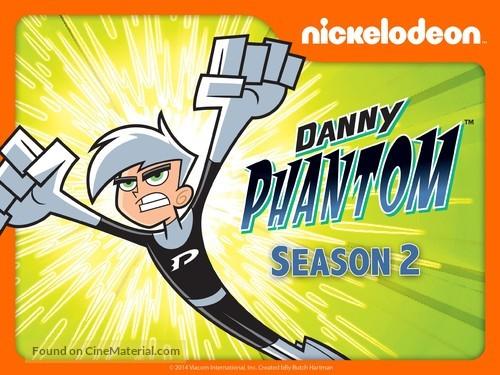 """Danny Phantom"" - Video on demand movie cover"