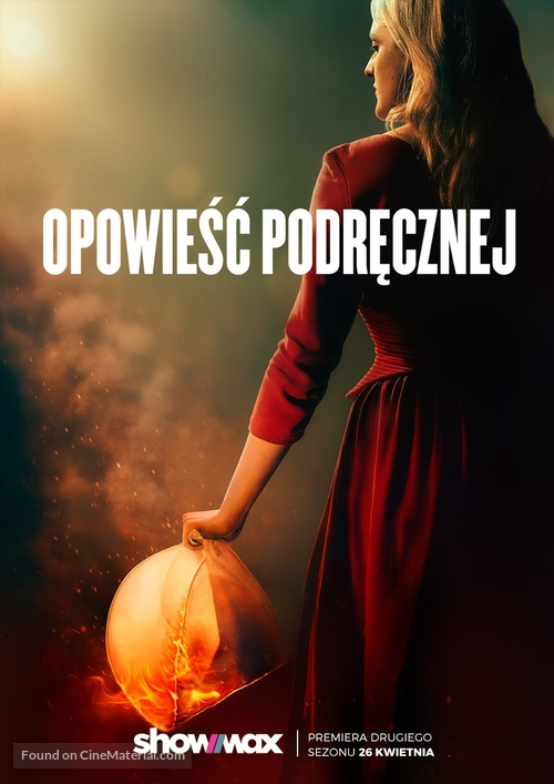 """The Handmaid's Tale"" - Polish Movie Poster"