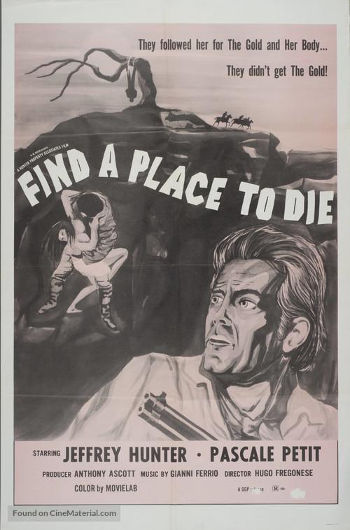 Joe... cercati un posto per morire! - Movie Poster