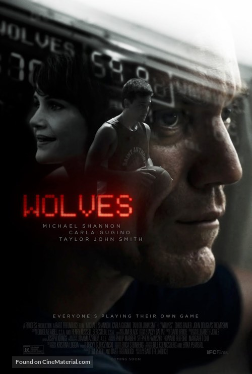 Wolves - Movie Poster