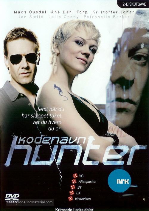 """""""Kodenavn Hunter"""" - Norwegian poster"""