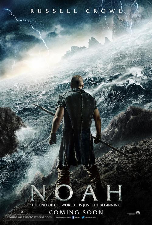 Noah - Movie Poster