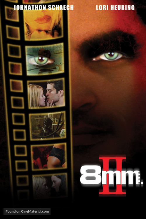 8MM 2 - Japanese Movie Cover