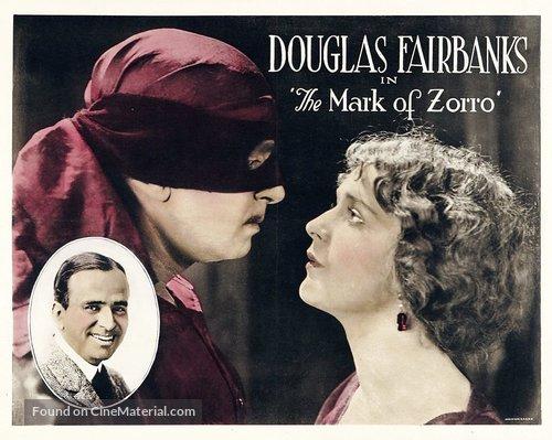 The Mark of Zorro - Movie Poster