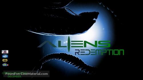 Aliens: A Redenção - Portuguese Movie Poster
