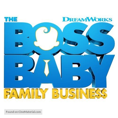The Boss Baby: Family Business - Logo