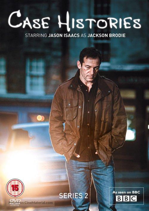 """Case Histories"" - British DVD movie cover"