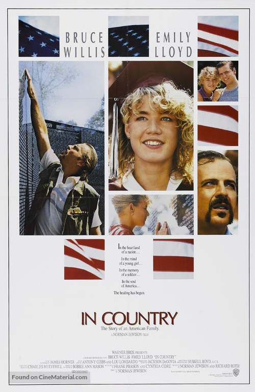 In Country - Movie Poster