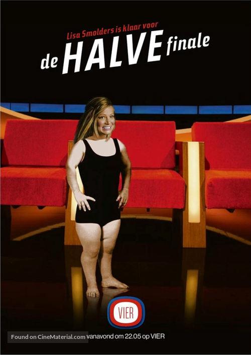 De Slimste Mens Ter Wereld 2003 Belgian Movie Poster