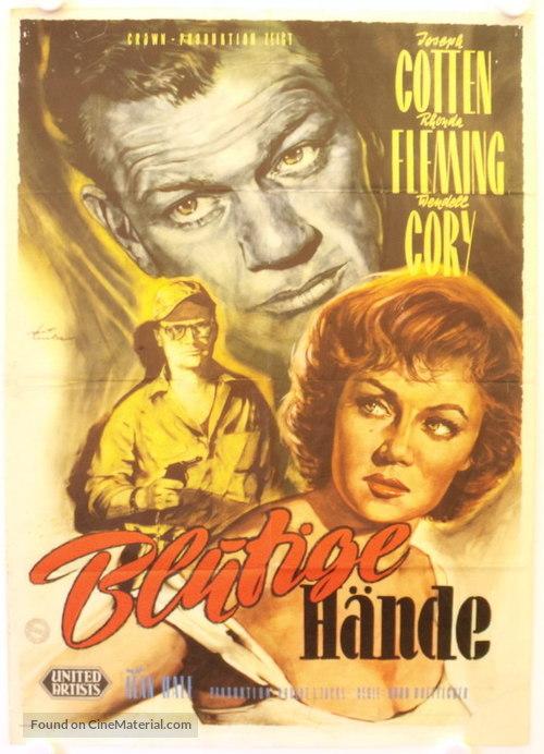 Original german movie posters