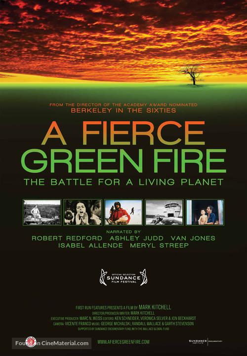 A Fierce Green Fire - Movie Poster