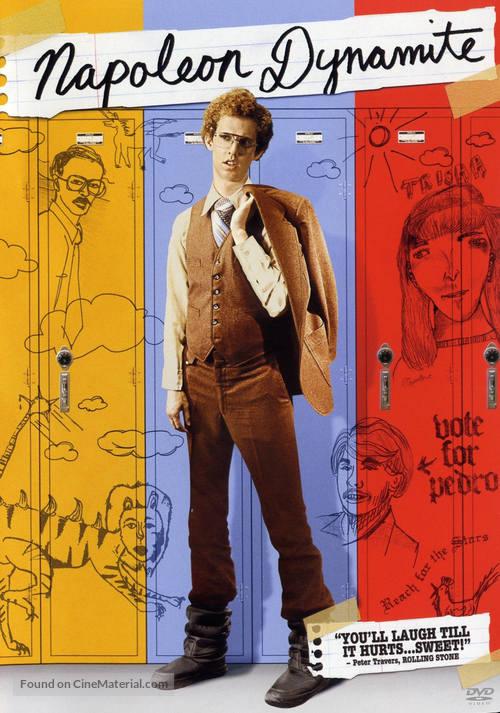Napoleon Dynamite - DVD movie cover