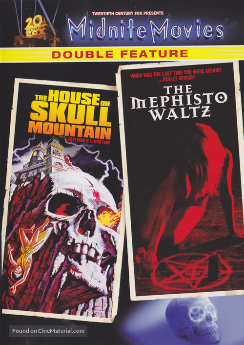 The Mephisto Waltz - DVD movie cover