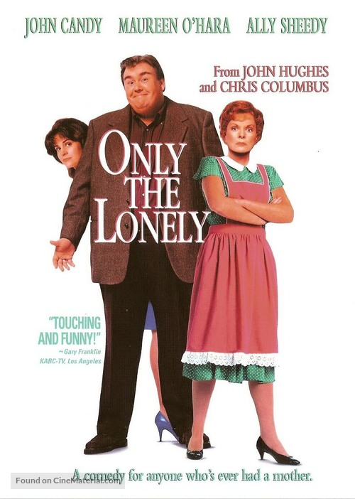 Only the Lonely - DVD movie cover