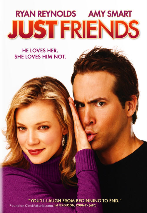 Just Friends (2005) dvd movie cover