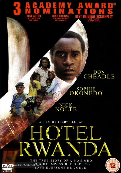 prosocial behavior in hotel rwanda a movie by terry george