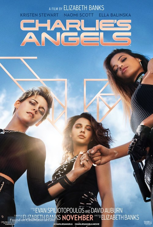 Charlie's Angels - Teaser movie poster