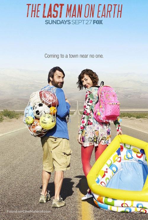 """Last Man on Earth"" - Movie Poster"