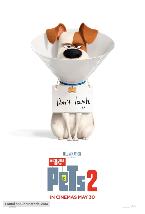 The Secret Life of Pets 2 - Singaporean Movie Poster