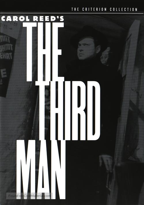 The Third Man - DVD movie cover