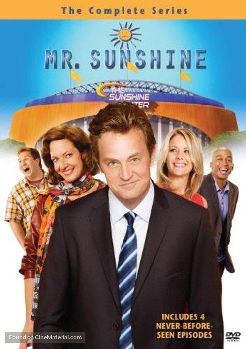"""Mr. Sunshine"" - DVD movie cover"
