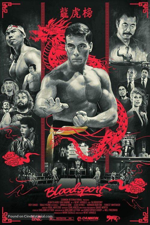 Bloodsport - Movie Poster