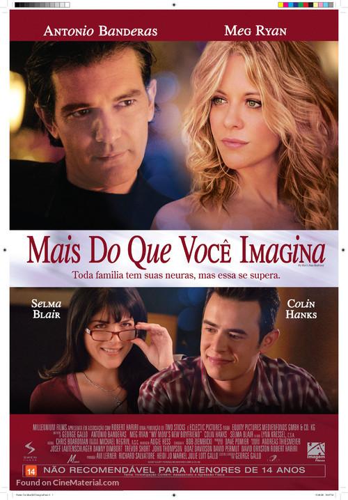My Mom's New Boyfriend - Brazilian Movie Poster