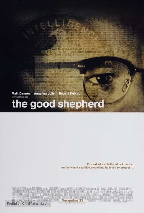 The Good Shepherd - Movie Poster
