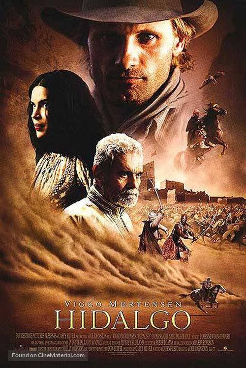 Hidalgo - Movie Poster