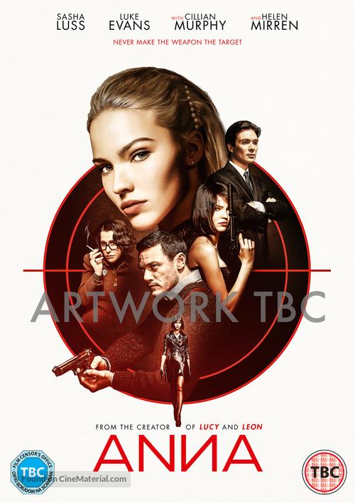 Anna - British Movie Cover