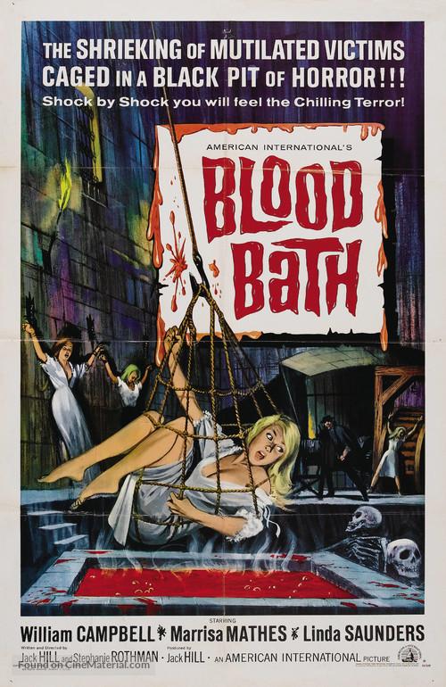 Blood Bath - Movie Poster