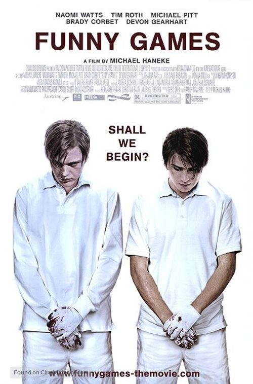 Funny Games U.S. - Movie Poster