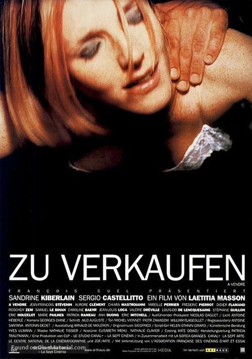 À vendre - German Movie Poster