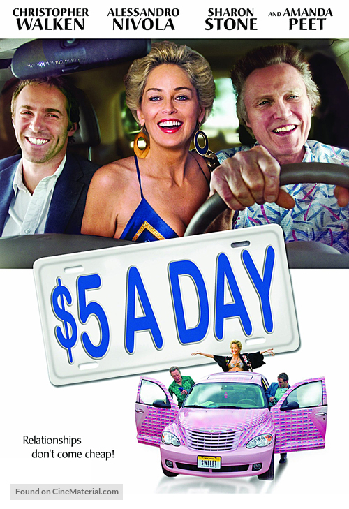 $5 a Day - DVD movie cover