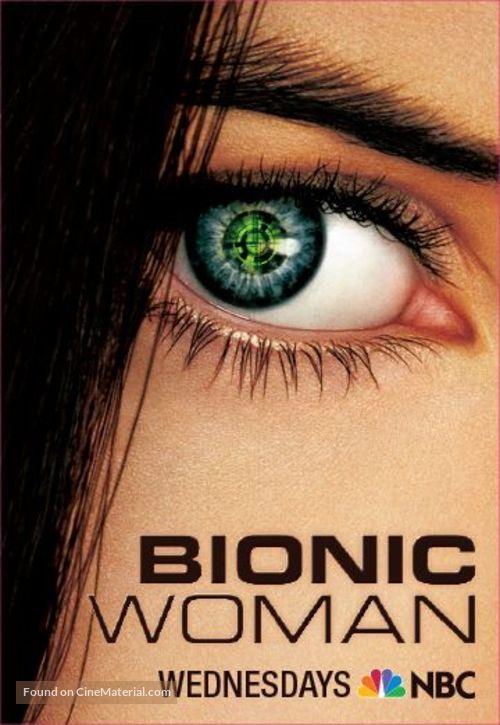 """Bionic Woman"" - Movie Poster"