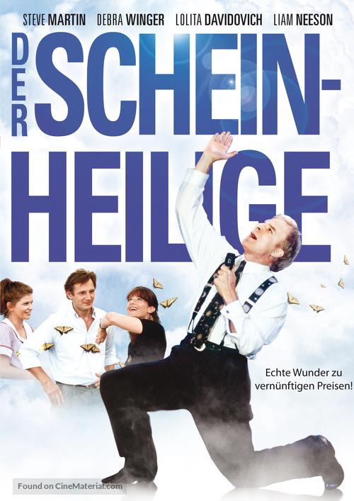 Leap of Faith - German DVD movie cover