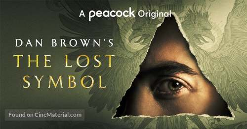 """""""The Lost Symbol"""" - Video on demand movie cover"""
