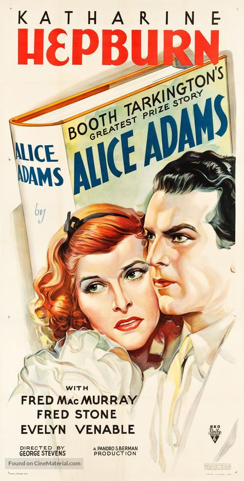 Alice Adams - Movie Poster
