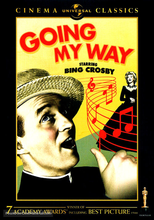 Going My Way - DVD movie cover