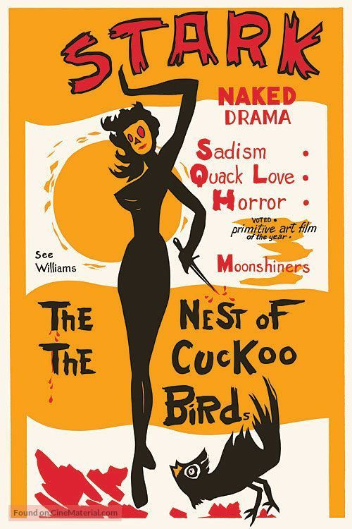 The Nest of the Cuckoo Birds movie poster
