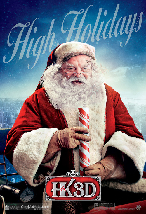 A Very Harold & Kumar Christmas - Movie Poster