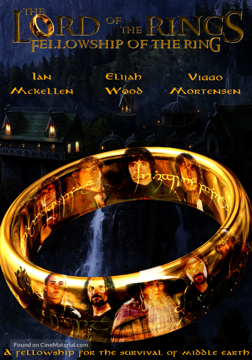 the lord of the rings the fellowship of the ring indian