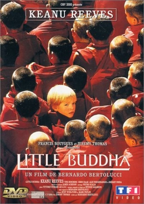 Little Buddha - French DVD cover