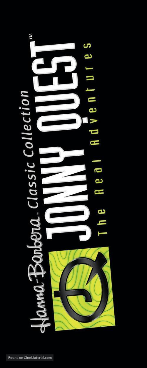 """The Real Adventures of Jonny Quest"" - Logo"