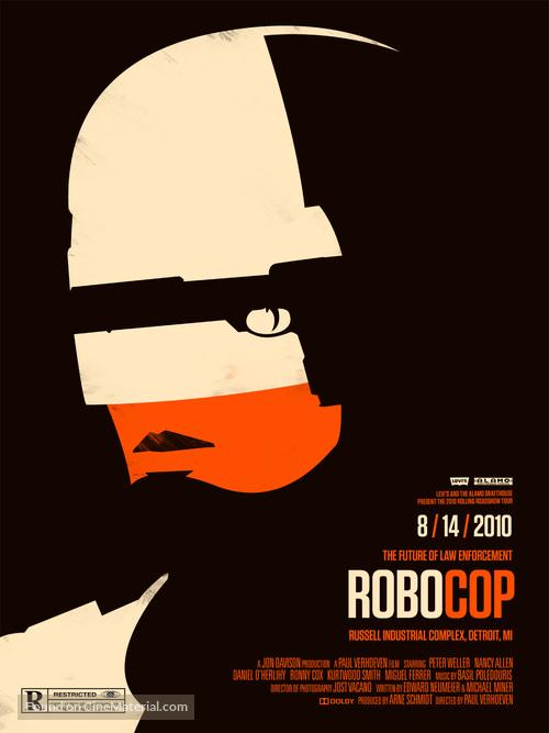 RoboCop - Movie Poster