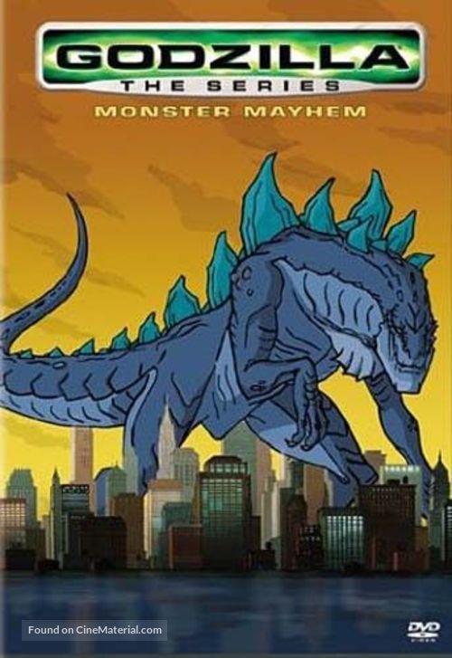 """Godzilla: The Series"" - Movie Cover"