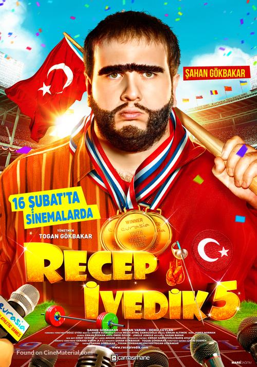 Recep Ivedik 5 - Turkish Movie Poster