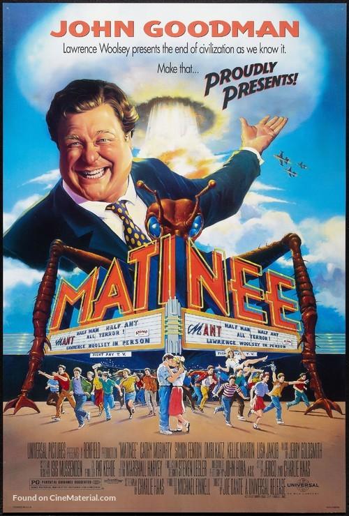 Matinee - Movie Poster