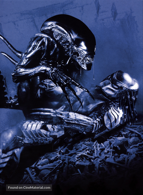 AVP: Alien Vs. Predator - Key art