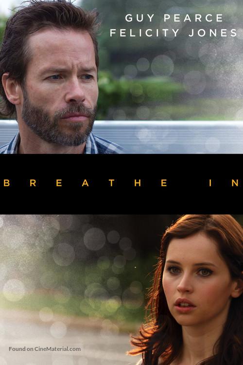 Breathe In - DVD movie cover